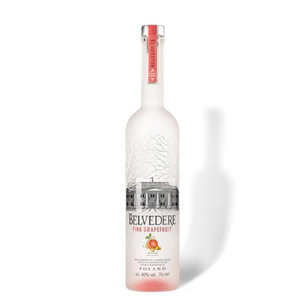 Belvedere Vodka Pink Grapefruit - Trekantens Is