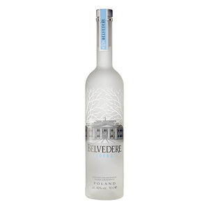 Belvedere Vodka Pure - Trekantens Is