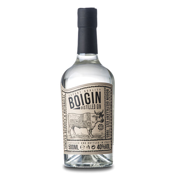 Boigin Gin - Trekantens Is