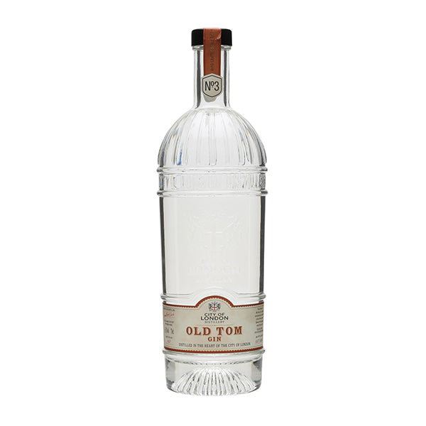 City Of London No.3 Old Tom Gin - Trekantens Is