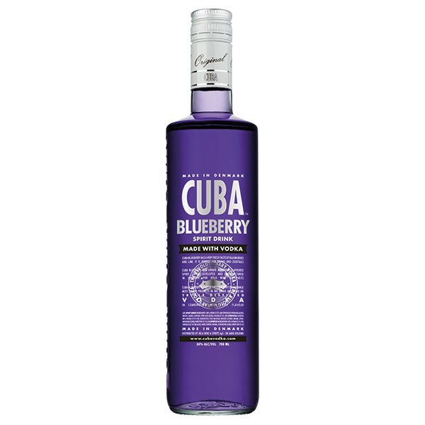 Cuba Blueberry - Trekantens Is