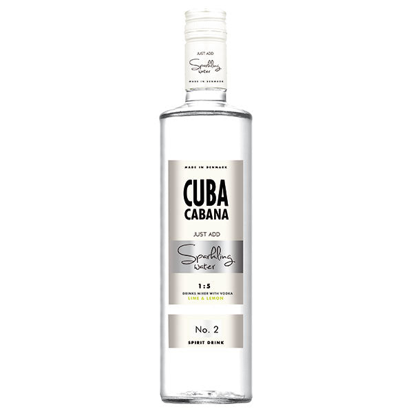 Cuba Cabana No.2 - Lime & Lemon - Trekantens Is