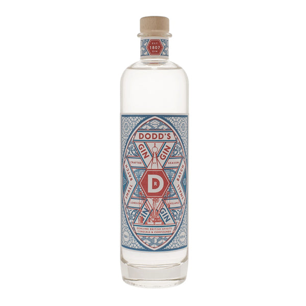 Dodds Genuine London Gin - Trekantens Is
