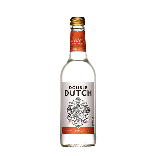 Double Dutch Indian Tonic Water - Trekantens Is