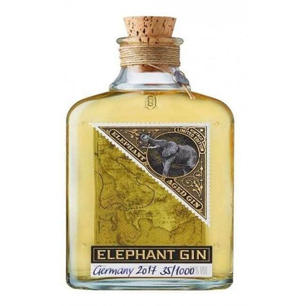 Elephant Aged Gin - Trekantens Is