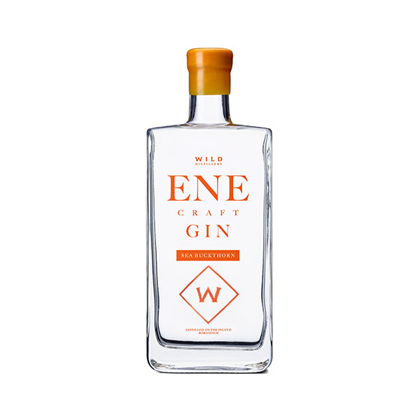 Ene Craft Gin - Sea buckthorn 70 cl - Trekantens Is