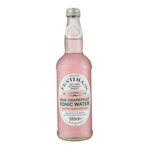 Fentimans Pink Grapefruit Tonic - Trekantens Is