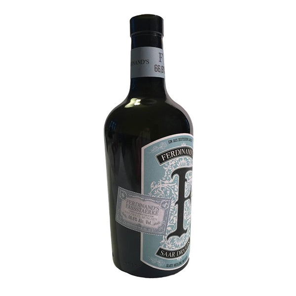 Ferdinands Navy Strength Dry Gin - Trekantens Is