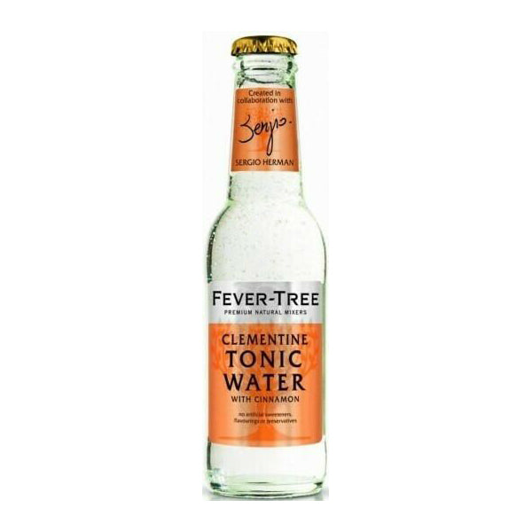 Fever-Tree Clementine Tonic Water - Trekantens Is
