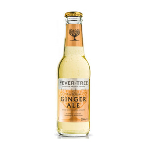 Fever-Tree Ginger Ale - Trekantens Is