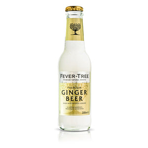 Fever-Tree Ginger Beer - Trekantens Is
