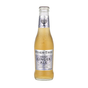 Fever-Tree Smoky Ginger Ale - Trekantens Is