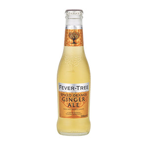 Fever-Tree Spiced Orange Ginger Ale - Trekantens Is