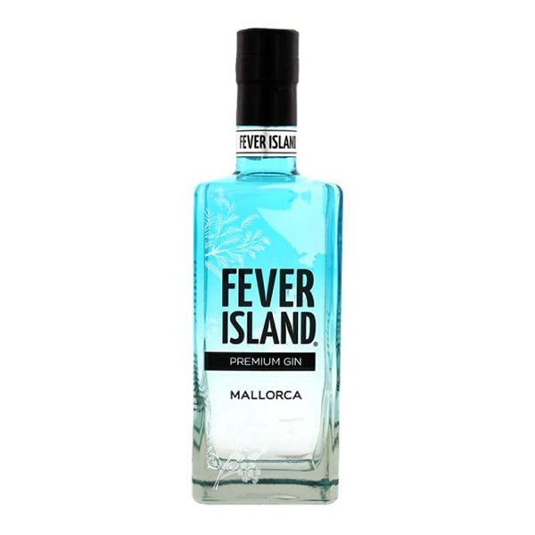 Fever Island Premium Gin - Trekantens Is