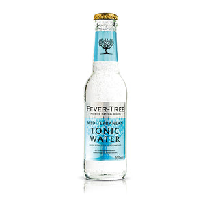 Fever Tree Mediterranean Tonic - Trekantens Is