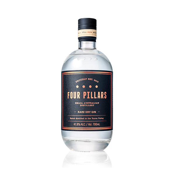 Four Pillars Rare Dry Gin - Trekantens Is