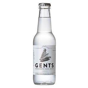 Gents Tonic Water - Trekantens Is