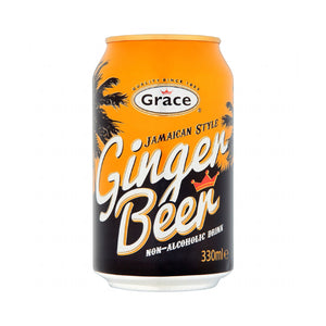 Grace Ginger Beer - Trekantens Is