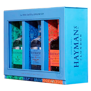HAYMAN'S GIN TRIPLE PACK (3 stk. 20 cl.) - Trekantens Is