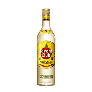 Havana Club 3 år - Trekantens Is