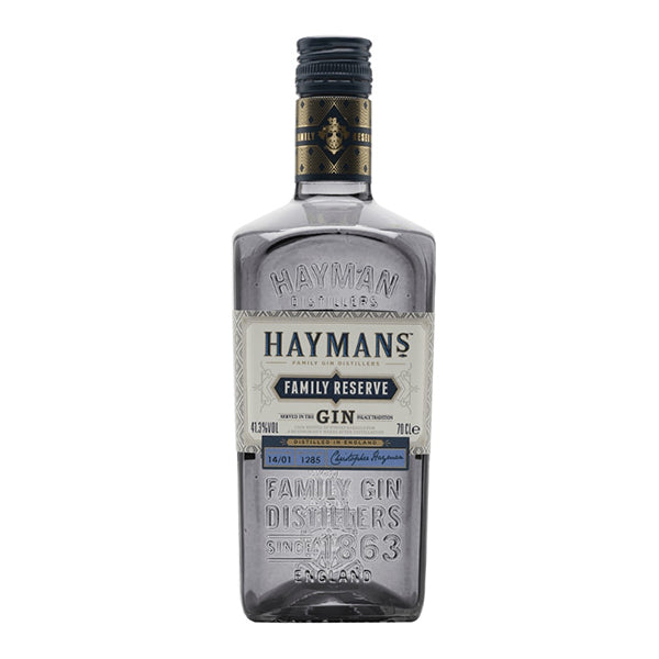 Haymans Family Reserve Gin - Trekantens Is