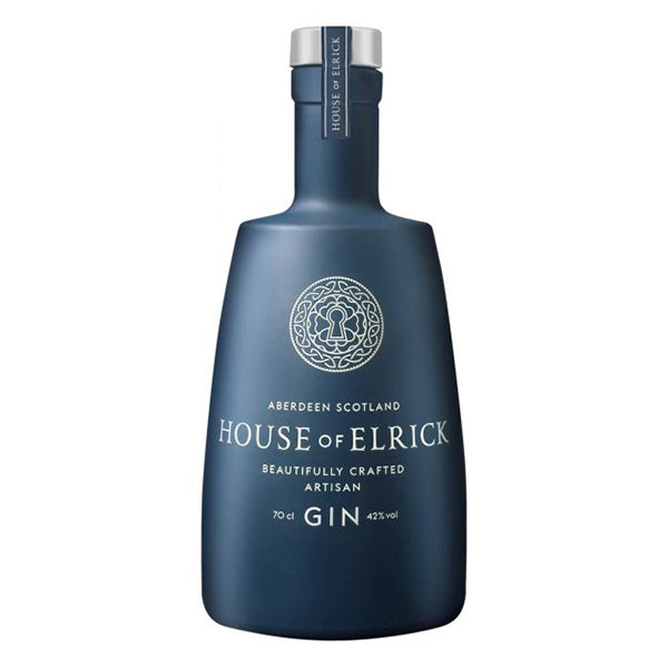 House of Elrick Gin - Trekantens Is