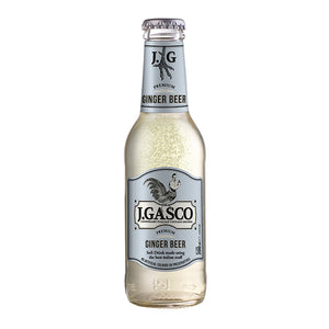 J. Gasco Ginger Beer - Trekantens Is