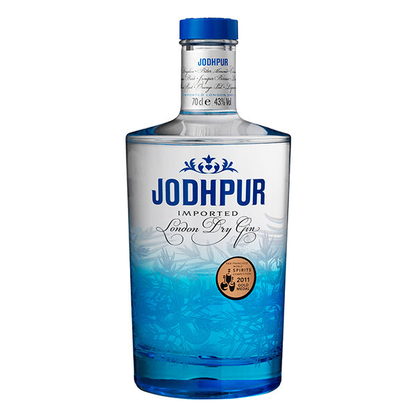 Jodhpur London Dry Gin - Trekantens Is