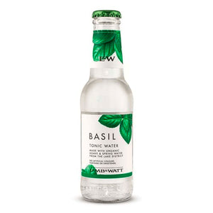 Lamb & Watt Basil Tonic Water - Trekantens Is