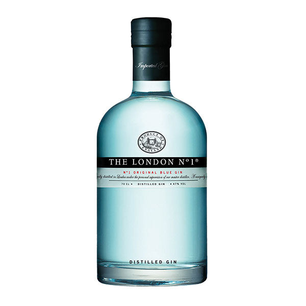 London Blue Gin No.1 - Trekantens Is