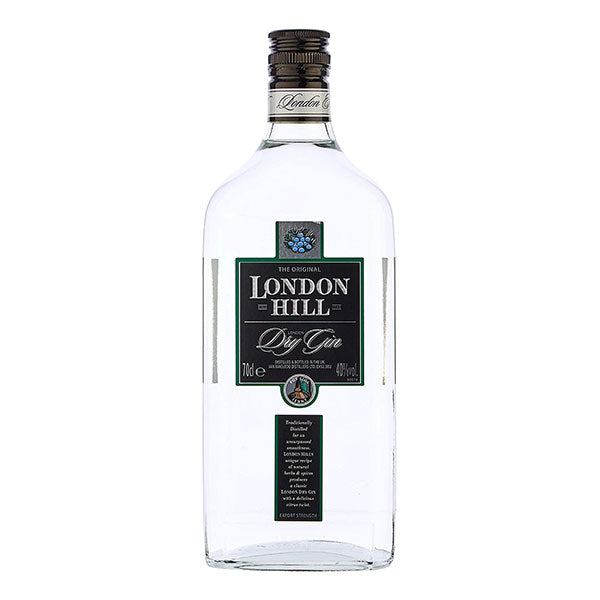 London Hill Dry Gin - Trekantens Is