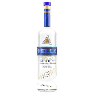 Medea Vodka - Trekantens Is