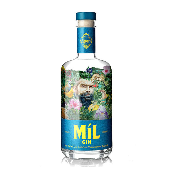 Míl Irish Gin - Trekantens Is