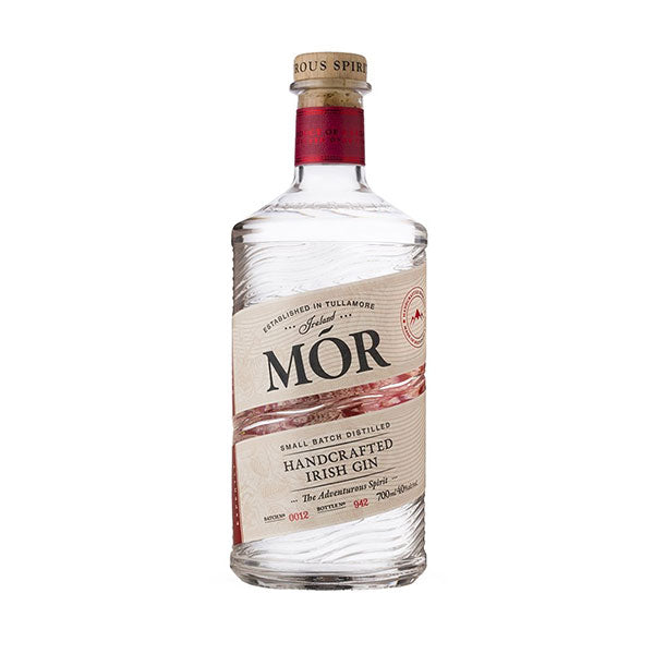 Mór Irish Gin - Trekantens Is