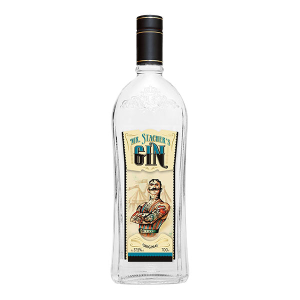 Mr. Stachers Gin - Trekantens Is