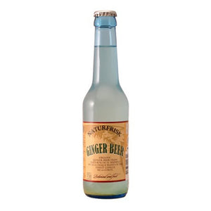 NaturFrisk Ginger Beer - Trekantens Is