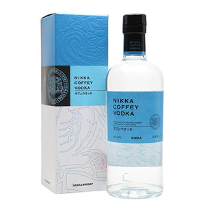 Nikka Coffey Vodka - Trekantens Is