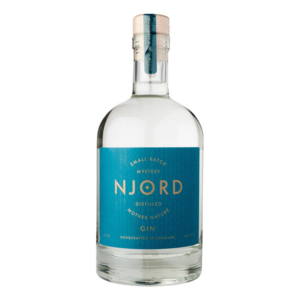 "Njord ""Mother Nature"" Gin - Trekantens Is"