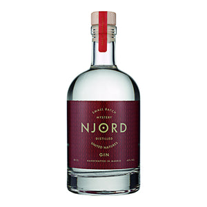 "Njord ""United Natures"" Gin"