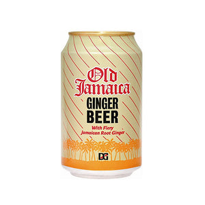 Old Jamaica Ginger Beer - Trekantens Is