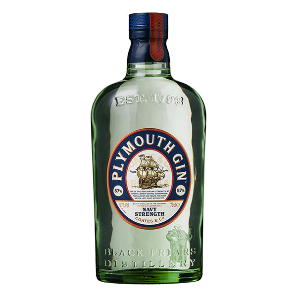 Plymouth Navy Strenght Gin - Trekantens Is