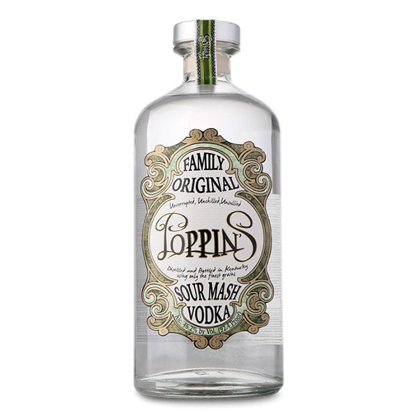 Poppins Sour Mash Vodka - Trekantens Is