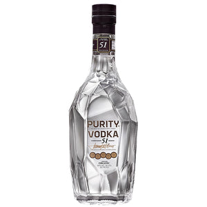 Purity Vodka No.51, ØKO - Trekantens Is