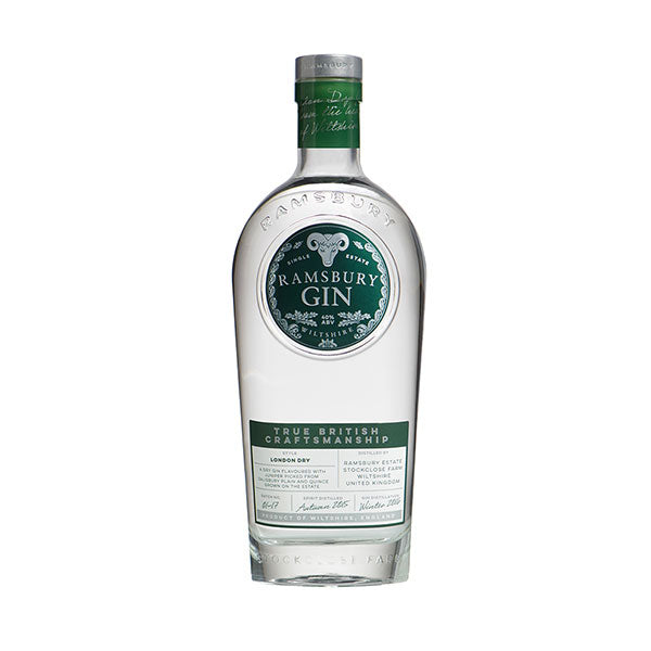 Ramsbury Single Estate Gin - Trekantens Is