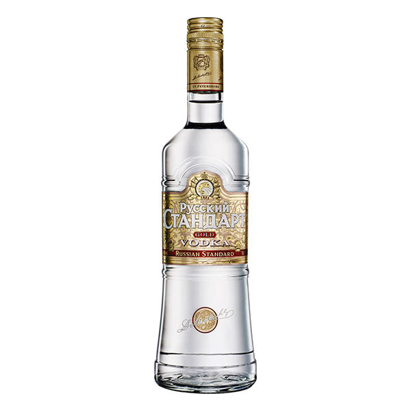 Russian Standard Vodka Gold - Trekantens Is