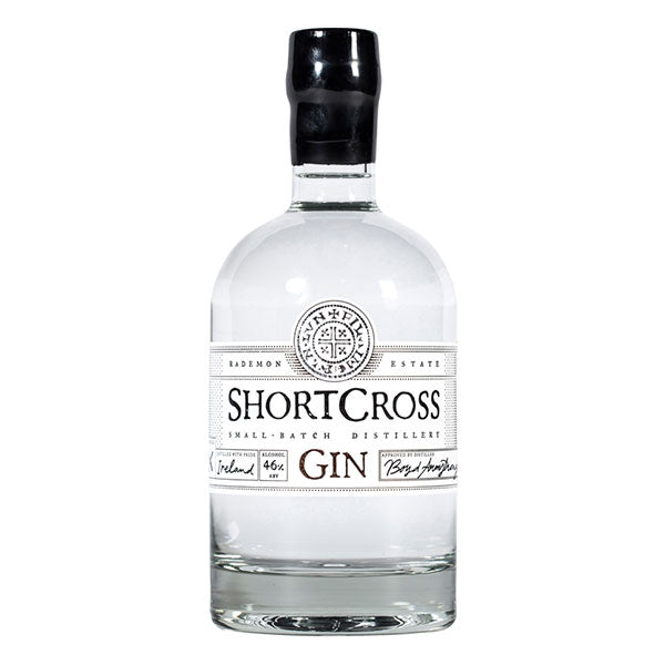 Shortcross Small Batch Irish Gin - Trekantens Is