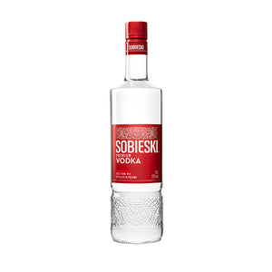 Sobieski Vodka - Trekantens Is