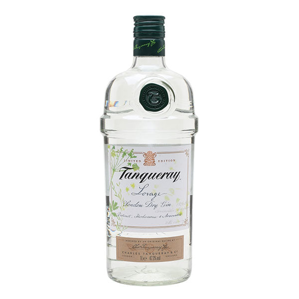 Tanqueray Lovage - Trekantens Is