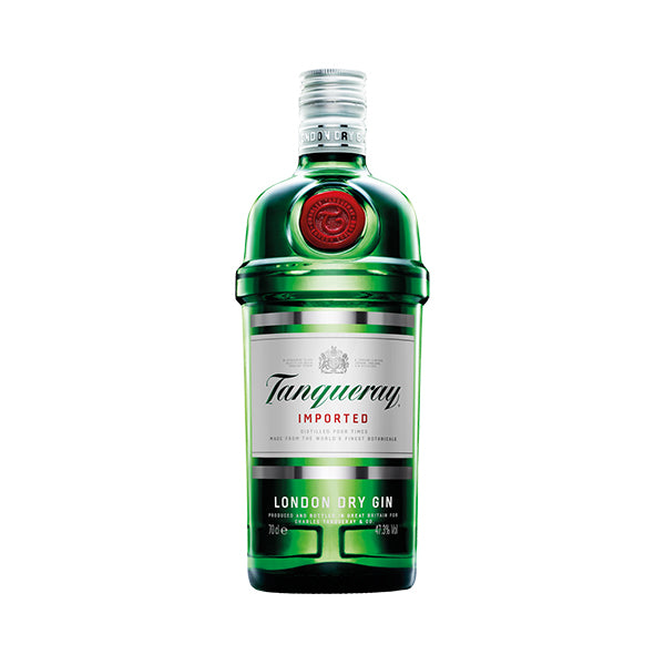 Tanqueray Dry Gin - Trekantens Is