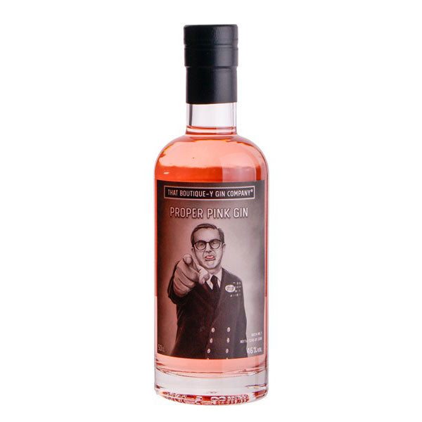 That Boutique-y Gin Proper Pink - Trekantens Is